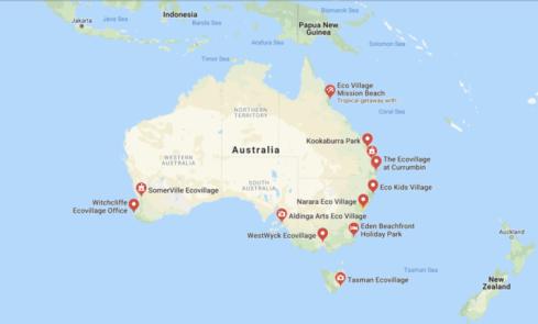 Ecovillage in Australia